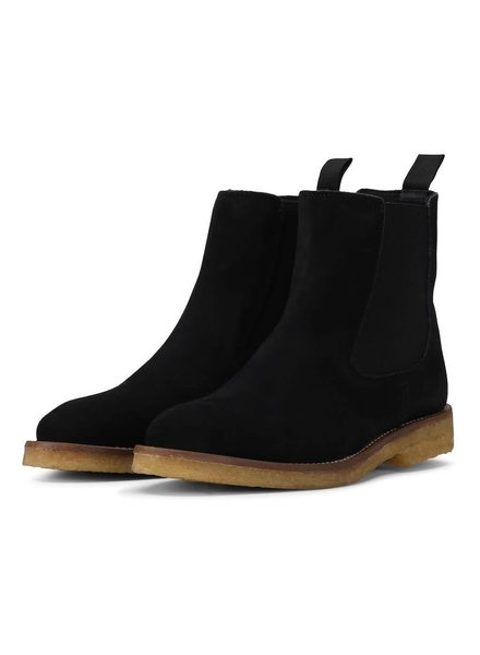 Garment Project Chelsea Boot Black