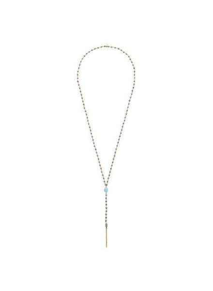 Phyllis + Rosie ROSARITA T NECKLACE