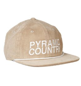 Pyramid Country Pyramid Country Chavo Couduroy Hat