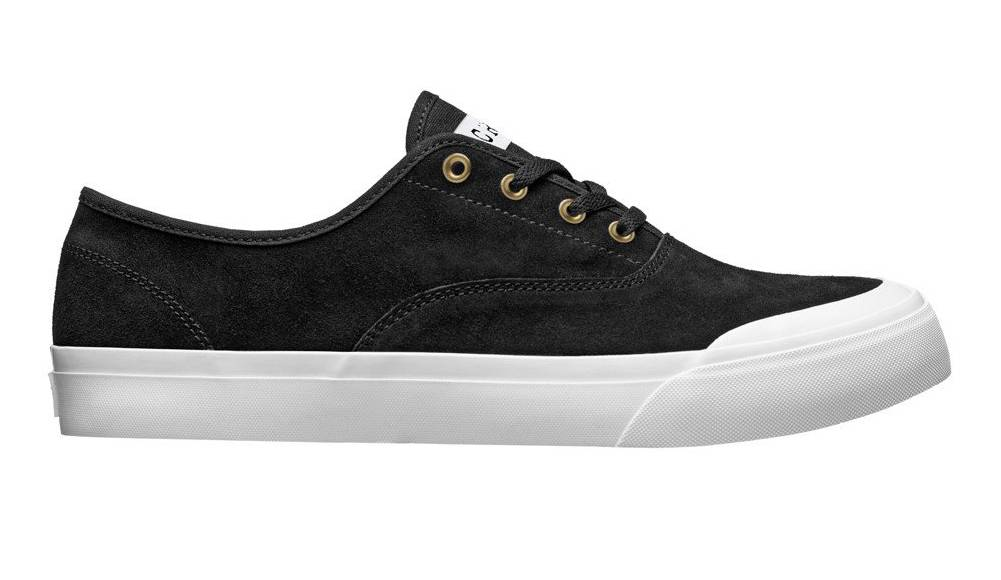 Huf Worldwide Huf Cromer - Black  (sizes 10, 11 or 11.5)