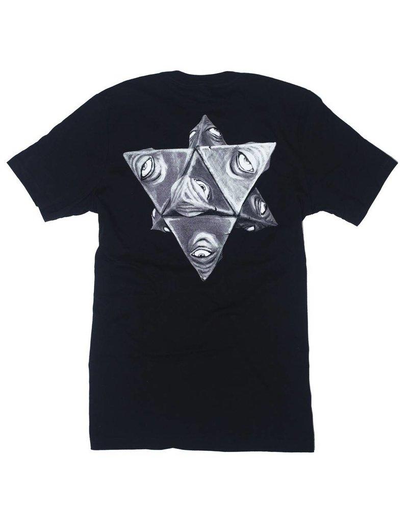 Pyramid Country Pyramid Country Omniscent Eye Black Pocket T-shirt