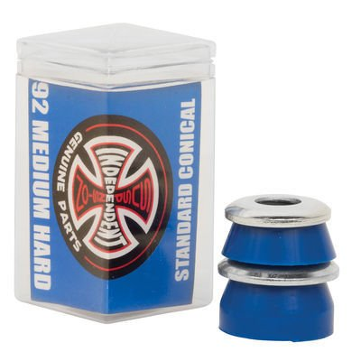 Independent Independent Standard Conical Bushings Medium/Hard (92a) Set of 2