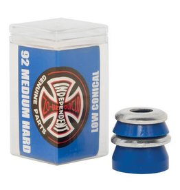 Independent Independent Low Conical Bushings Medium/Hard (92a) Set of 2