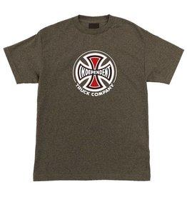 Independent Independent Regular Brown Heather T-shirt