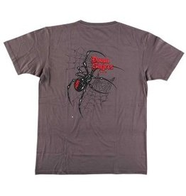Doom Sayers Doom Sayers Widow T-shirt - Charcoal (size X-Large)