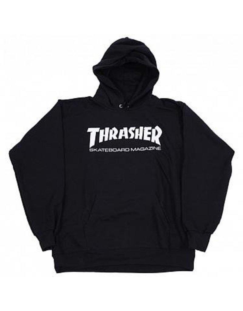 Thrasher Mag Thrasher Skate Mag hoodie Black (X-Large)