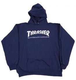 Thrasher Mag Thrasher Skate Mag Hoodie - Navy