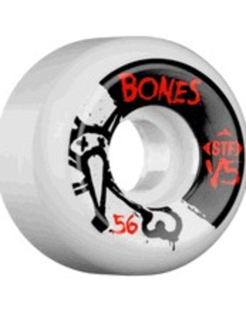 Bones Wheels Bones STF v5 56mm Wheels (set of 4)