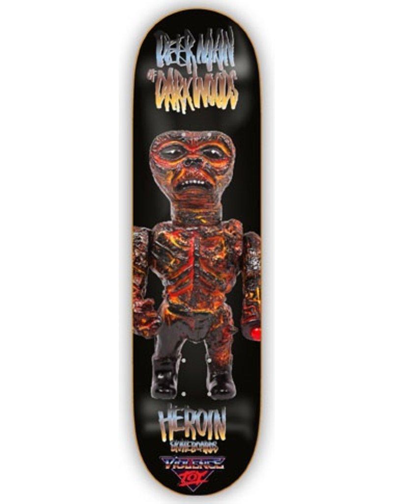 Heroin Heroin Dmodw Violence Toy Deck - 8.625