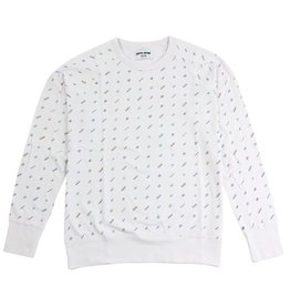 Fucking Awesome Fucking Awesome Dills PIlls Crewneck - White