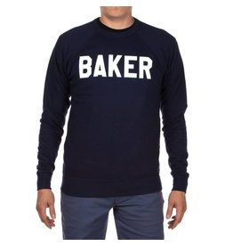 Baker Baker Rally Crewneck - Navy (Medium, Large or X-Large)
