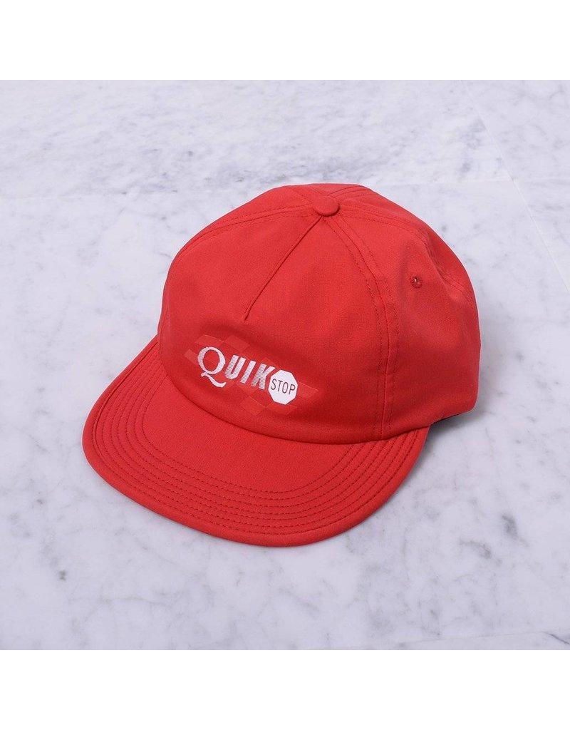 Quasi Quasi Quikstop Hat - Red