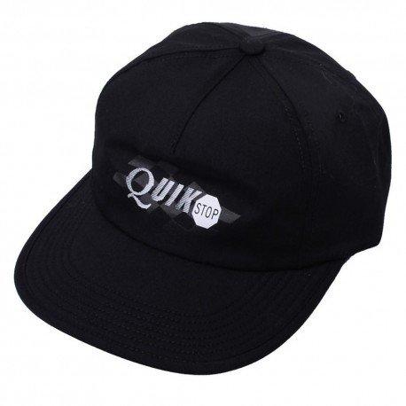 Quasi Quasi Quikstop Hat - Black