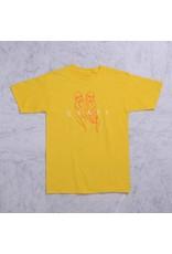 Quasi Quasi Genesis T-shirt - Yellow (Large)