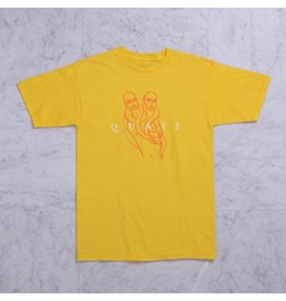 Quasi Quasi Genesis T-shirt - Yellow (size Large)