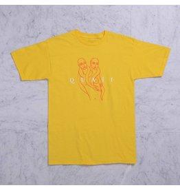 Quasi Quasi Genesis T-shirt - Yellow