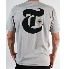 Theories Brand Theories Brand TOA Times T-shirt - Silk/Black (size X-Large)