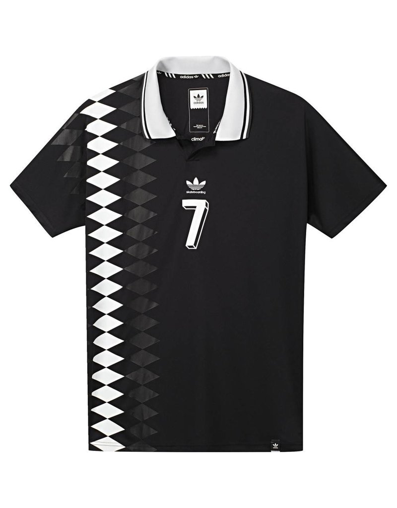Adidas Adidas Copa Spain (Lucas) Jersey - Black (Stained :( )
