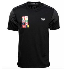 Adidas Adidas Gonz Jersey - Black (Small)