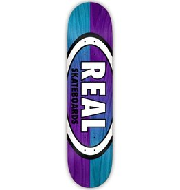 Real Real Team Double Dip Oval 7.75 Deck