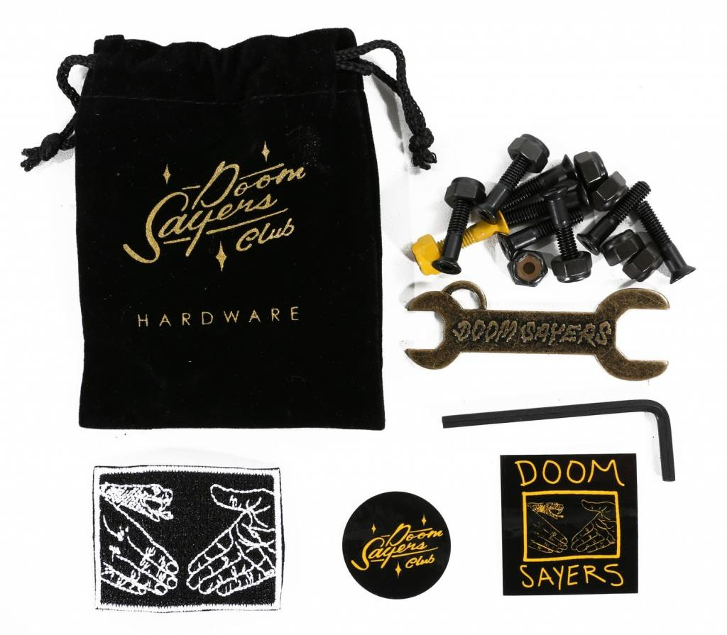 Doom Sayers Doom Sayers Hardware