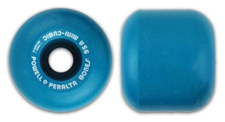Powell Powell Mini Cubi re-issue 64mm 95a blue wheels