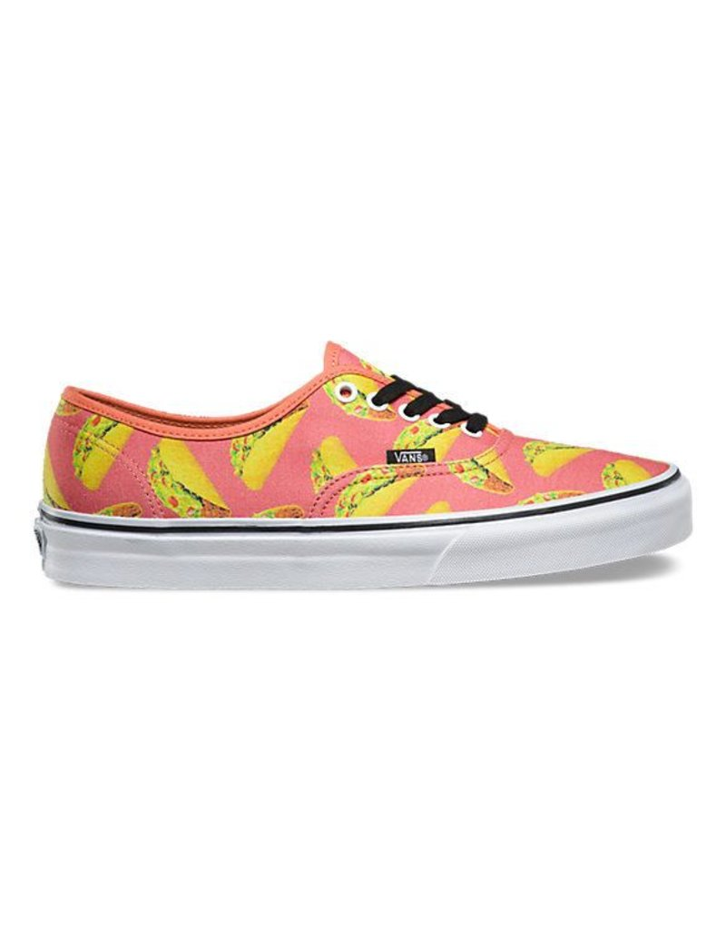 Vans Vans Authentic -(Late Night) Coral/Tacos (5 or 7)
