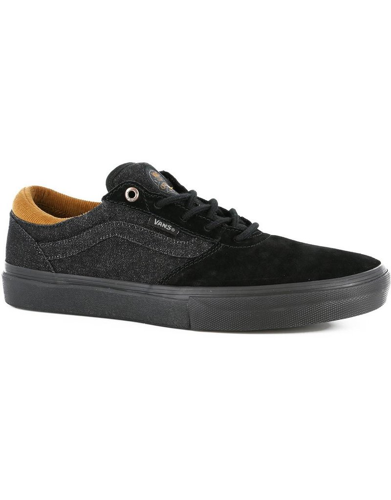 Vans Vans Gilbert Crockett Pro - (Denim) Black/Black