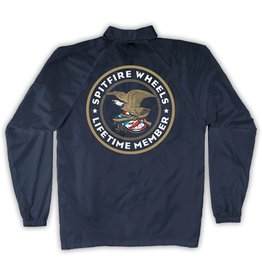 Spitfire Spitfire Members Jacket - Navy (size X-Large)