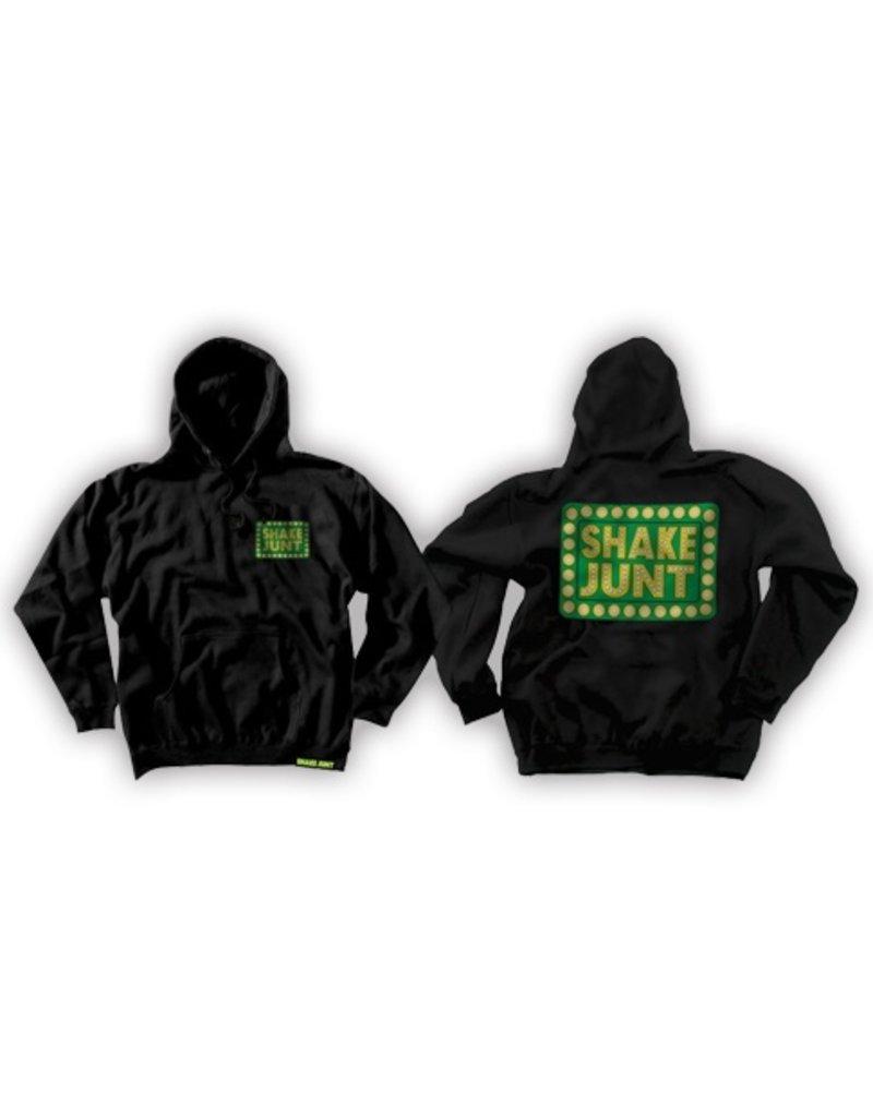 Shake Junt Shake Junt Box Team Hoodie - Black (size X-Large)