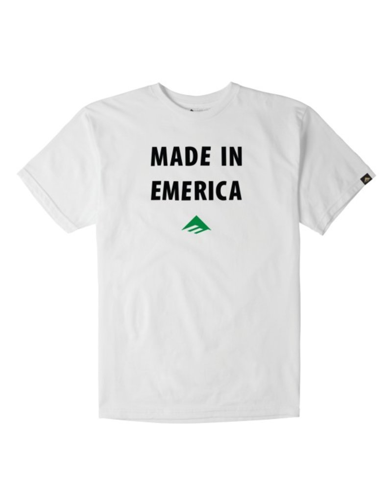 Emerica Emerica Made in Emerica T-shirt - White