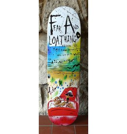 FA skates FA Fear And loathing Deck