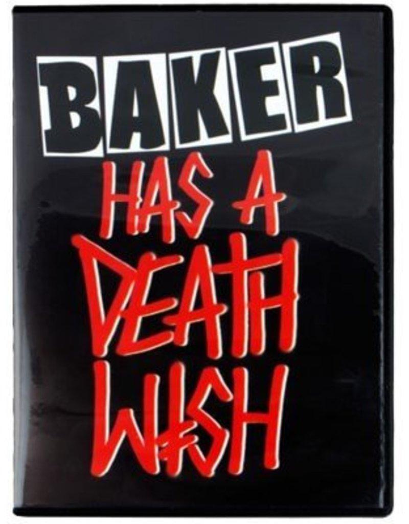 Baker Baker Has a Deathwish - DVD