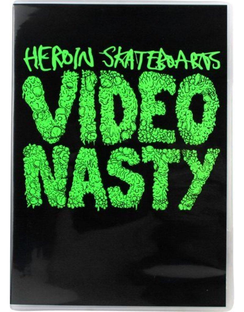 Heroin Heroin Video Nasty - DVD