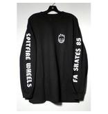FA skates FA x Spitfire Black Longsleeve T-shirt