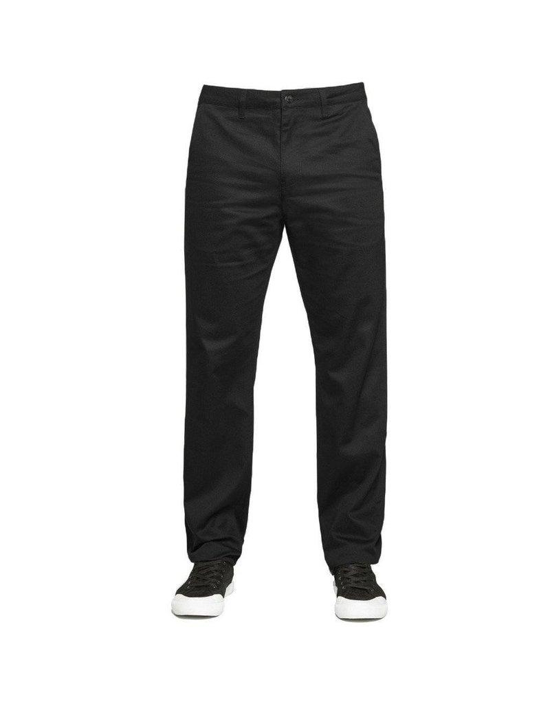 Huf Worldwide Huf Fulton Chino Pants - Black