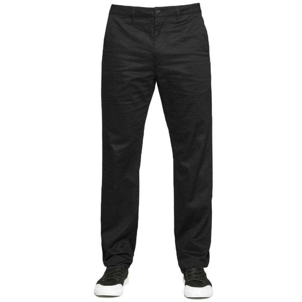 Huf Worldwide Huf Fulton Chino Pants - Black