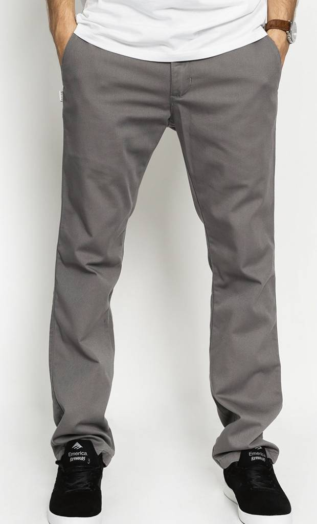 Vans Vans GR Chino Pants - Grey  (size 32)