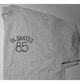 FA skates FA 85 Sport Grey T-shirt