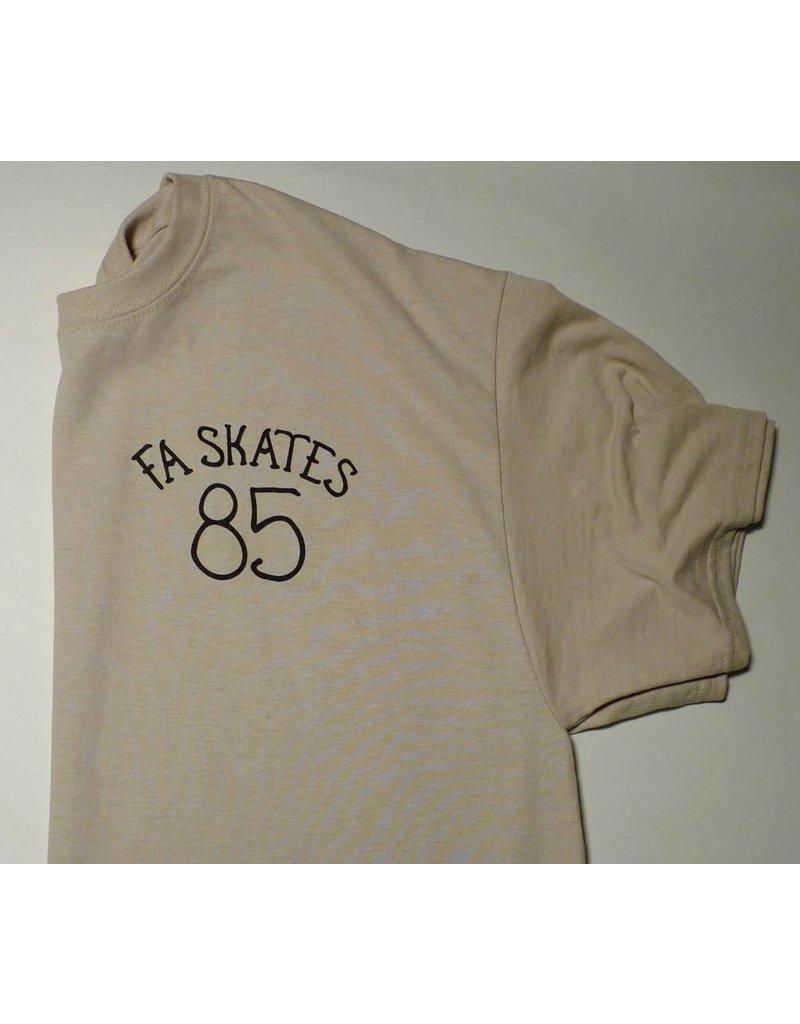 FA skates FA 85 T-shirt - Sand