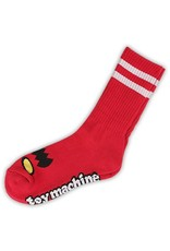 Toy Machine Toy Machine Monster Face Red Socks