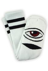 Toy Machine Toy Machine Sect Eye III White Socks
