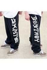 Thrasher Mag Thrasher Skate and Destroy Sweatpants - Black
