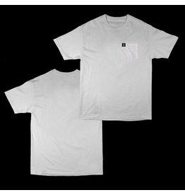 Hard Luck mfg Hard Luck OG Pocket T-shirt - White