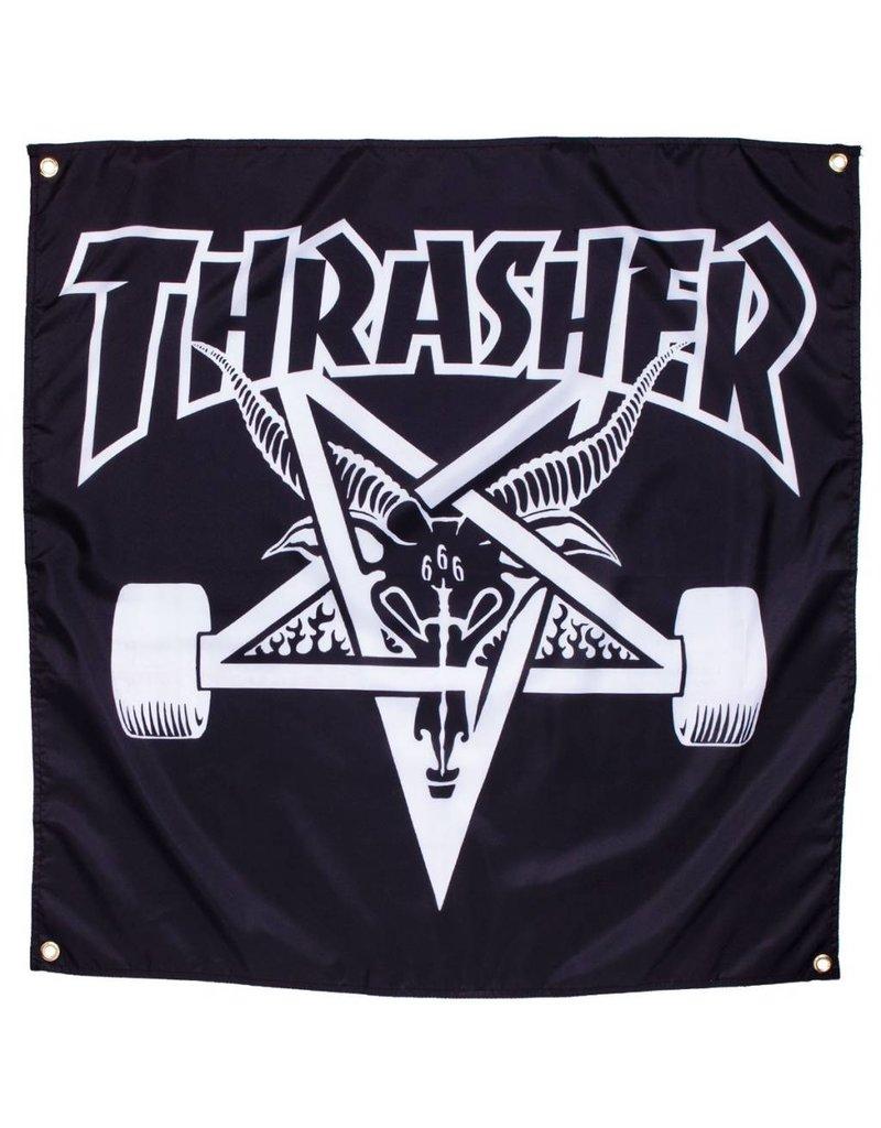 Thrasher Mag Thrasher Banner (Skategoat)