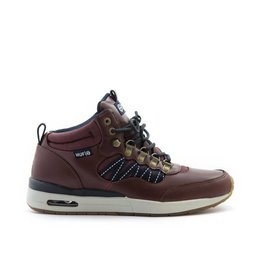 Huf Worldwide Huf HR-1 - Dark Brown/Dark Navy