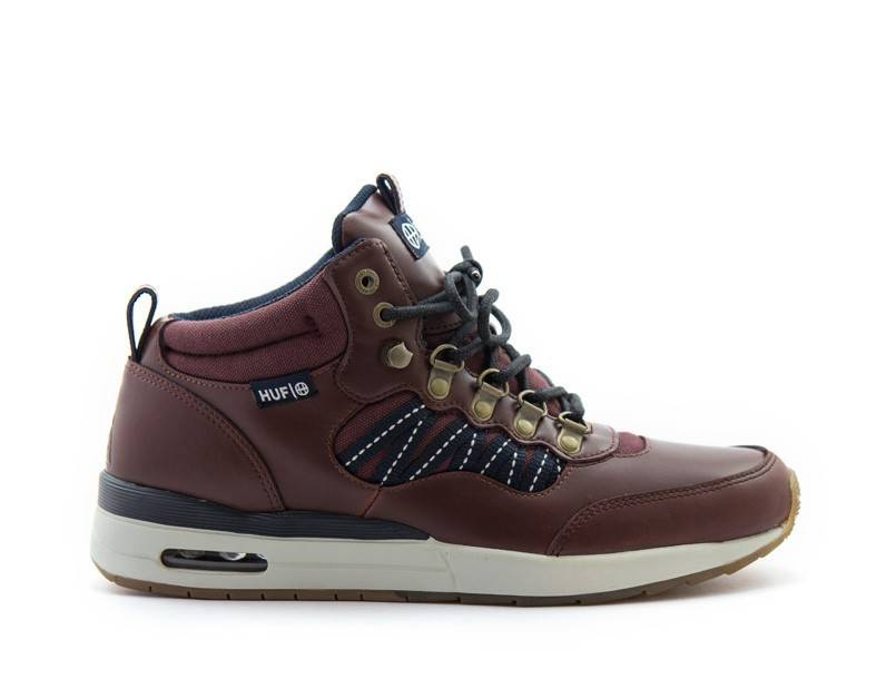 Huf Worldwide Huf HR-1 - Dark Brown/Dark Navy (sizes 9, 9.5, 10, 11 or 13)