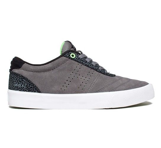 Huf Worldwide Huf Galaxy - Pewter/Elephant (size 9 or 9.5)