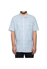 Huf Worldwide Huf Smoke Pocket s/s shirt - Blue