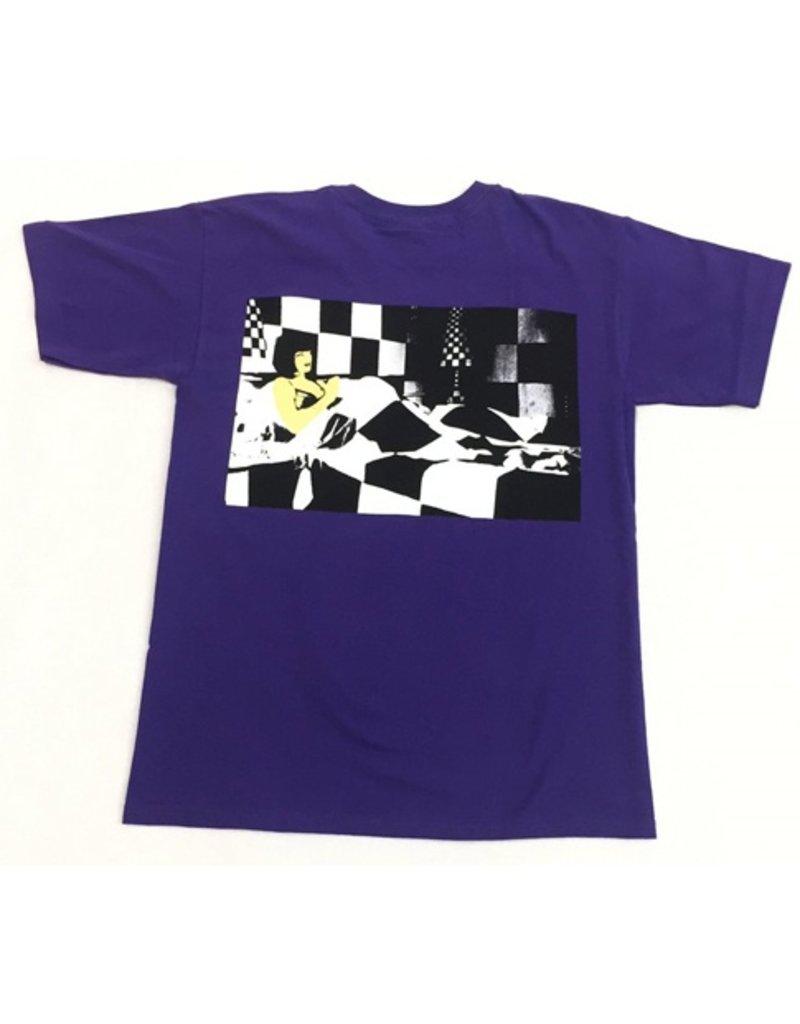 Beckyfactory Beckyfactory Amy's Bedroom T-shirt - Purple